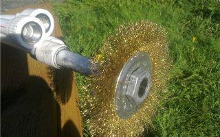 Ершик для чистки дымоходных труб: как сделать своими руками