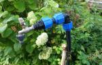 Как выбрать трубы для полива на участке или на даче?