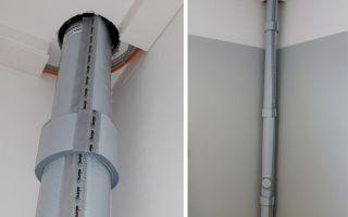 Как производится шумоизоляция пластиковых труб канализации в квартире и какие материалы для этого нужны
