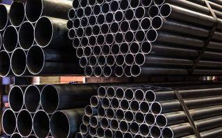 Водогазопроводные электросварные трубы стальные