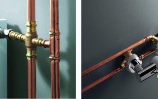 Трубы медные для внутреннего водопровода: преимущества и недостатки
