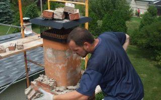 Керамические трубы для обустройства дымоходов в частных домах