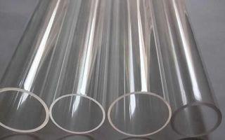 Трубка из пвх прозрачная: характеристики и применение