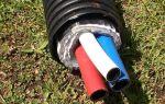 Какую трубу лучше использовать для водопровода под землей: советы и рекомендации