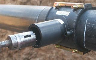 Седелка на трубу стальную и полимерную: устройство, виды и монтаж