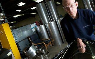 Производство нержавеющих дымоходов: необходимое оборудование и станки