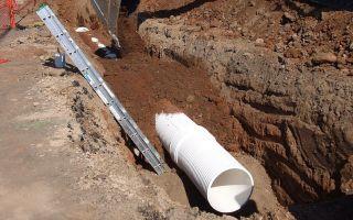 Монтаж внутренней и наружной канализации из пластиковых труб: правила и порядок проведения работ
