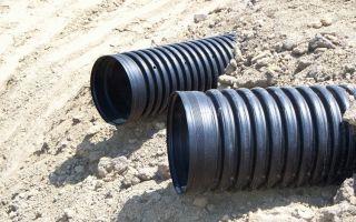 Гофрированные шланги и трубы для канализации: особенности и отличия