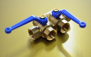Кран шаровый латунный и его использование для водопровода и прочих систем