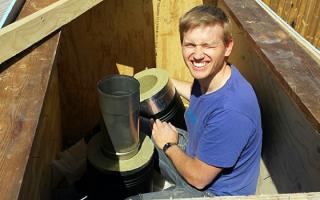 Термоизоляция для печных труб и каминного дымохода: какие материалы подойдут для этого