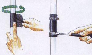 Как устранить возникшую течь в пластиковой трубе: методы и способы