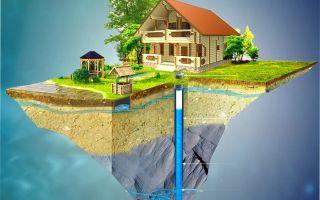 Скважина для добычи воды: что нужно для ее обустройства в частном доме