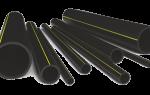 Газовая труба из полиэтилена низкого давления (пнд): свойства и правила применения