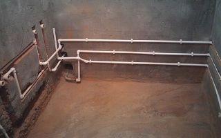 Монтаж водопровода из полипропиленовых труб – как выполнить работы своими руками