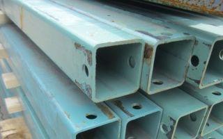Квадратная труба металлическая и пластиковая: как не ошибиться в выборе