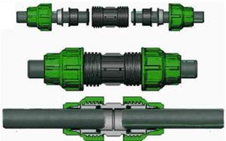 Муфта соединительная пнд: легкий монтаж труб из полиэтилена