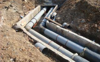 Прокладка трубопроводов водоснабжения, отопления и канализации: методы и правила