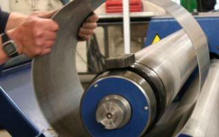 Вальцовка труб как часть процесса формовки металлических изделий