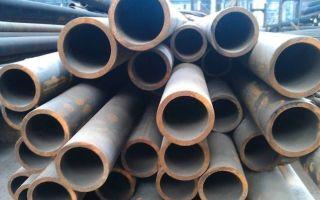 Труба стальная цельнотянутая. параметры, которыми характеризуется бесшовная конструкция