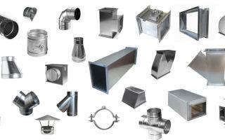 Какие бывают трубы для систем вентиляции и чем они отличаются друг от друга