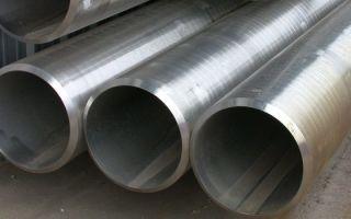 Трубы стальные бесшовные холоднодеформированные гост 8734 78: характеристики и назначение