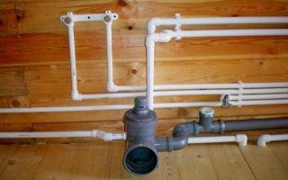Водопровод из полипропилена в квартире и на даче своими руками
