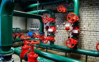 Внутренний противопожарный водопровод: особенности проектирования и монтажа таких систем