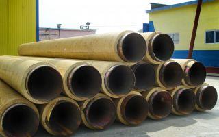 Труба ппм: надёжная изоляция для теплосетей и магистралей гвс