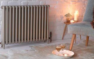 Радиаторы отопления трубчатые или как обогреть помещение, сохранив эстетику интерьера
