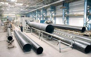 Полиэтиленовые изделия. основы производства трубы