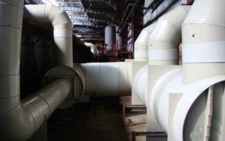 Воздуховоды из полипропилена: современная и качественная вентиляция