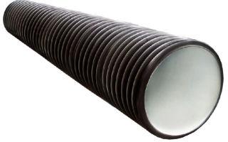 Дренажные трубы с перфорацией. особенности использования