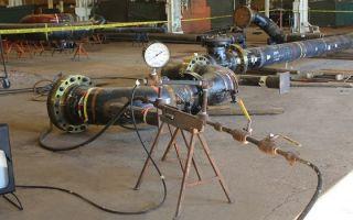 Гидравлические испытания трубопроводов: проверка магистралей на работоспособность