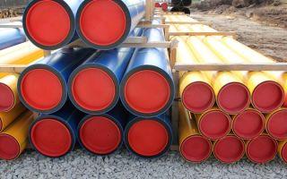 Полиэтиленовые трубы для газоснабжения: особенности и преимущества использования полиэтилена