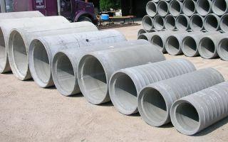 Хризотилцементные трубы: дешёвые и надёжные изделия для прокладки трубопроводов