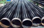 Вус изоляция стальных труб – современный и надежный метод защиты