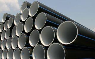 Полиэтиленовые трубы и их использование для водоснабжения