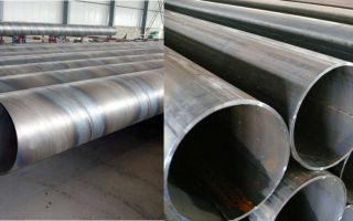 Труба стальная сварная: методы производства и их особенности