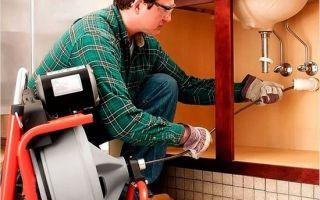 Очистка канализации в частном доме: виды засоров и способы их устранения
