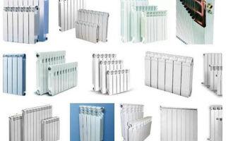 Какие бывают радиаторы отопления для квартиры: основные разновидности изделий