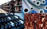 Трубы пластиковые для разных типов водопроводов: виды, особенности