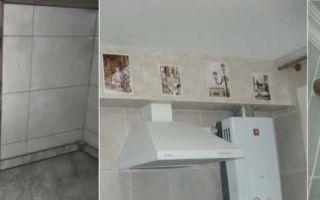 Как спрятать трубы на кухне: обзор различных способов маскировки коммуникаций на кухне