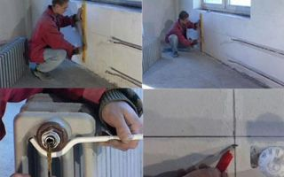 Выбор кронштейна для установки радиатора: что нужно учесть