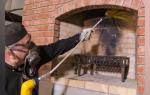 Чистка дымохода: обзор популярных способов для устранения сажи и мусора из труб