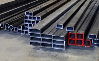 Труба профильная квадратная стальная: что это такое, где и как ее использовать