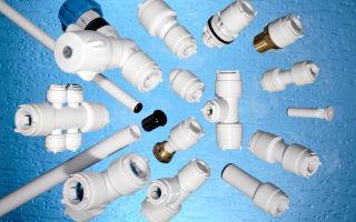 Пвх трубы и фитинги к ним: какие подойдут для водопровода