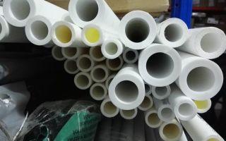 Полипропиленовые трубы: достойная альтернатива металлическим изделиям