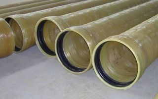 Стеклопластиковые композитные трубы: что это такое и в каких сферах применяется