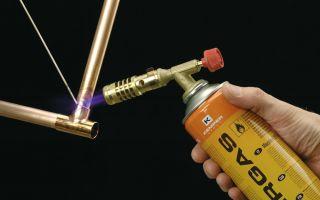 Горелка газовая для процесса пайки медных труб: виды и особенности применения