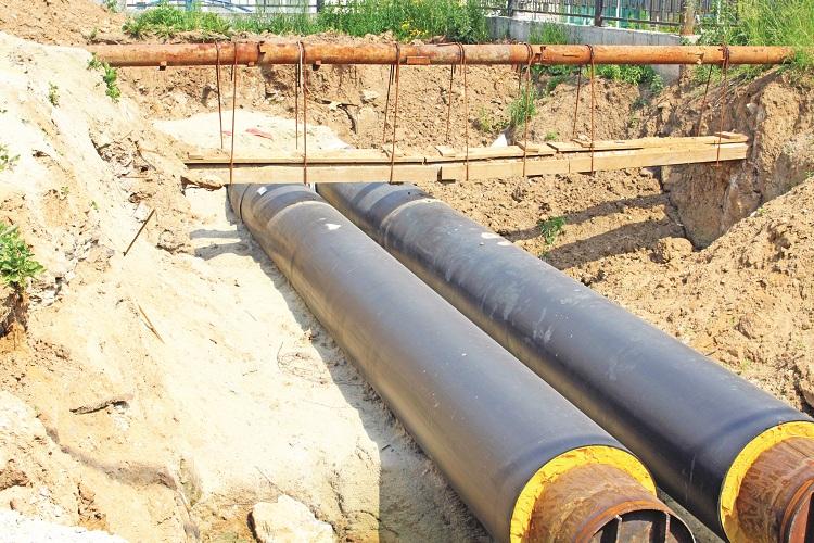 Изоляция трубопроводов горячего и холодного водоснабжения ...
